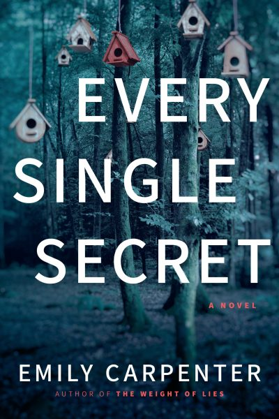 Every Single Secret by Emily Carpenter, Available May 1
