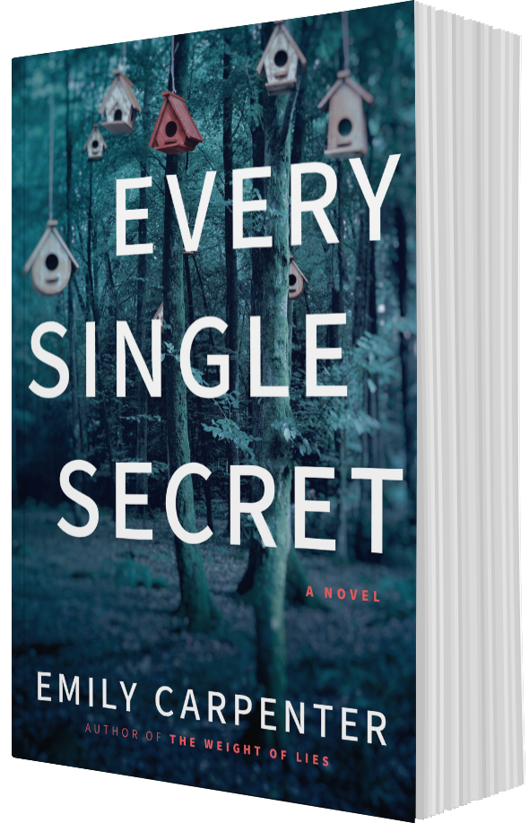 Every Single Secret, by author Emily Carpenter